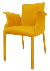 Sillon Onyx - Tapizado Amarillo
