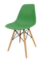 Silla Eames Sin Armar Colores - SE - Verde Oscuro