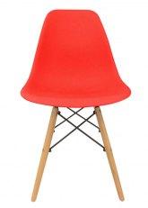 Silla Eames Sin Armar Colores - SE - Rojo