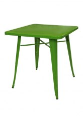 Mesa Tolix 80 - Tono Verde Claro