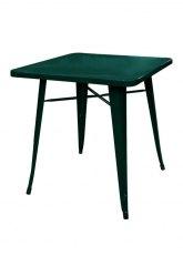 Mesa Tolix 80 - Tono Verde Oscuro