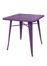Mesa Tolix 80 - Tono Violeta