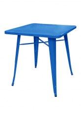 Mesa Tolix 80 - Tono Azul Claro