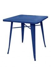 Mesa Tolix 80 - Tono Azul Oscuro