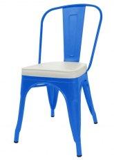 Silla Tolix AM - Tono Azul Claro