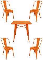 Set N° 29 - Tono Naranja