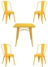 Set N° 29 - Tono Amarillo