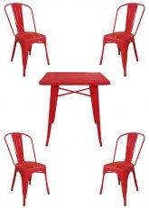 Set N° 29 - Tono Rojo