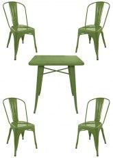 Set N° 29 - Tono Verde Claro