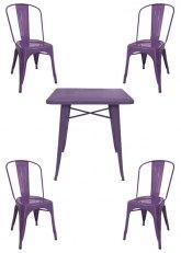 Set N° 29 - Tono Violeta
