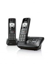 Telefono Gigaset A420 Duo - Negro