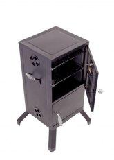 Ahumador Vertical Charcoal Grill - Negro