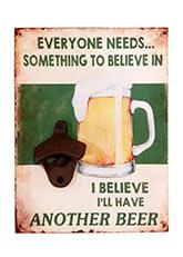 Destapador de pared blonde beer - Motivos Varios
