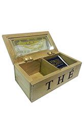Caja de Té Maison - Crema