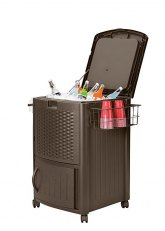 Cooler Station - Marron