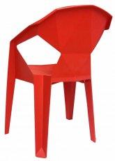 Silla Cube - Rojo