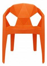 Silla Cube - Naranja