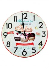 Reloj de Pared Cupcake