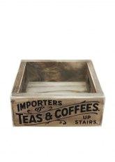 Especiero Wood Teas - Madera Clara
