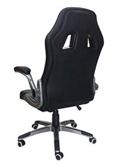 Sillón Pro Gamer - Tapizado Negro