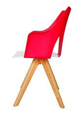 Silla Gustaf - Rojo
