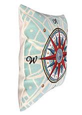 Almohadón Compass - Motivos Varios