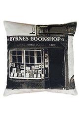 Almohadón Bookshop - Motivos Varios