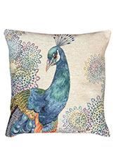 Almohadón Peacock - Motivos Varios