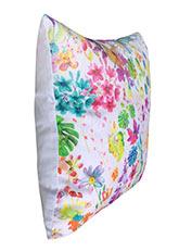 Almohadón Multicolor Flowers - Motivos Varios