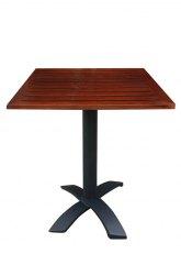 Mesa de madera Claude - Madera Lapacho