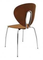 Silla Miami Wood - Cerezo Claro