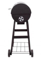 Parrilla Char Coal Grill Portatil Carbon 225 - Negro