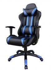 Sillón Pro Gamer X - Negro con Azul