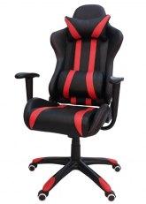 Sillón Pro Gamer X - Negro con Rojo