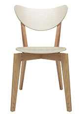 Silla Ragnar Plus - Natural/Crema