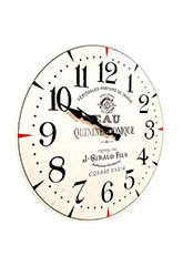 Reloj de Pared Parfum - Motivos Varios