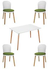 Set N° 47 - Verde Opaco