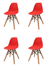 Set N° 84 Infantil - Rojo