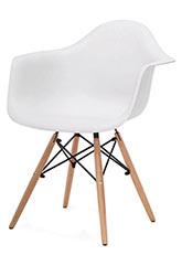 Sillón Eames - SO - Blanco