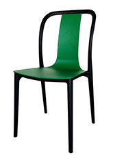 Silla Trinity - Verde Opaco