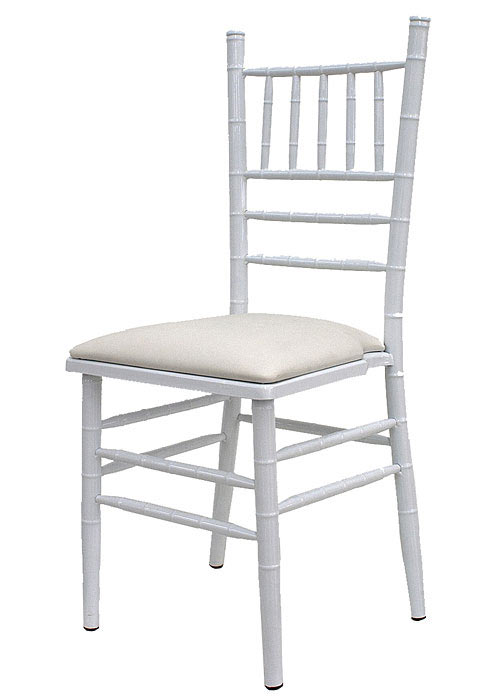 Silla tiffany sillas met licas ponete comodo for Sillas metalicas