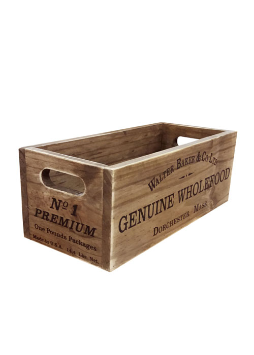 Caja Grande Wholefood Wood