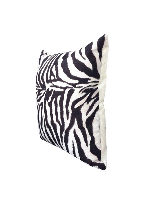 Almohadón Zebra