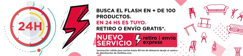 Productos Flash